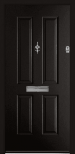 Ben Nevis Composite Door - Composite Doors Cardiff Cowbridge and The Vale Black