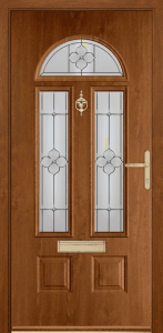 CHEVIOT Composite Door - Composite Doors Cardiff Cowbridge and The Vale Irish Oak