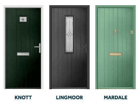 Composite Doors Cardiff The Country Collection