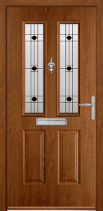 Etna Composite Door Swansea Cardiff Newport Cowbridge Brown