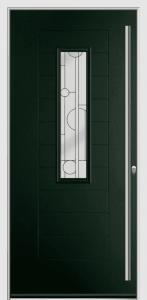 Alto-Composte-Door-Cardiff-Schwarz-Braun-Black