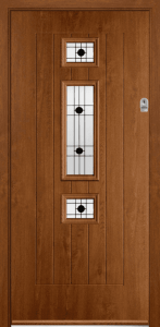 Kit-Composite-Doors-South-Wales-Golden-Oak