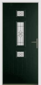 Kit-Composite-Doors-South-Wales-Schwarz-Braun-Black
