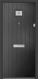 Knott-Composite-Door-Cardiff-Schwarz-Braun-Black