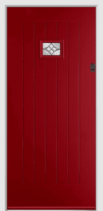 Stanley-Composite-Doors-South-Wales-Rich-Red
