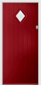 Starling-Composite-Door-Cardiff-Rich-Red